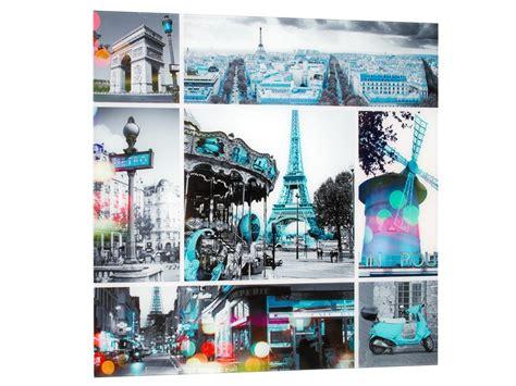 collage cuadros cuadro par 237 s digital sobre vidrio cuadros decorativos