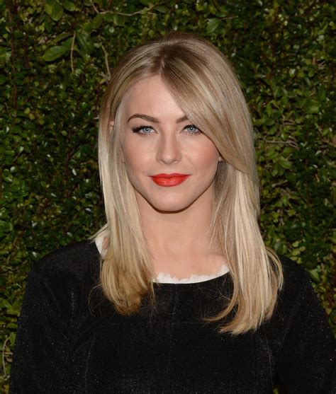julianne hough shattered hair julianne hough long straight cut julianne hough hair