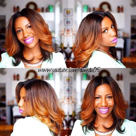 ombre highlights for african americans best 25 rose gold brown hair color ideas on pinterest