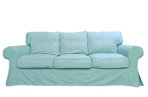ektorp sofa bed slipcover unavailable listing on etsy