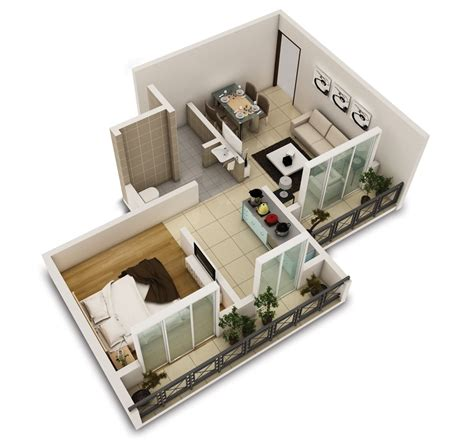 one bedroom apartment designs exle 25 one bedroom house apartment plans