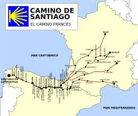 way of st camino de santiago