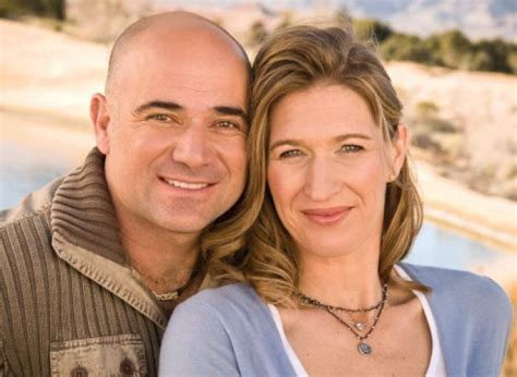 Happy Marriage Anniversary Andre Agassi and Steffi Graf