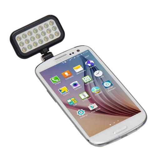 Xiaomi Selfie Light Led 35mm Original led lighting selfie flash fill light for phone lens for iphone 4 5 5c 5s se 6 6s 7
