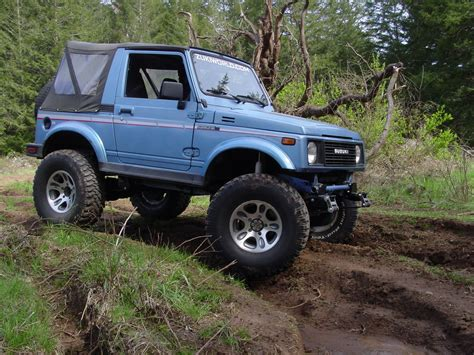 Trail Tough Suzuki Trail Tough S Yj Suspension Lift The Ultimate Yj Kit For