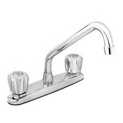 belanger 2 handle kitchen faucet r 233 no d 233 p 244 t
