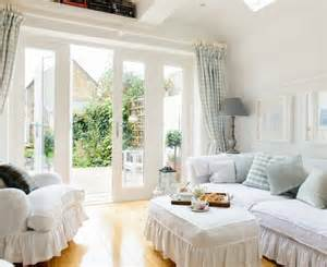 Shabby Chic Window Treatments - superb wooden curtain rods fashion other metro beach style