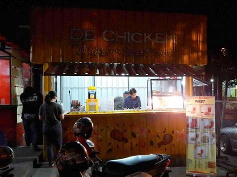 Crispy Chiken Fillet Ayam Fillet Kulit Renyah Sousvide de chicken malang culinary lounge