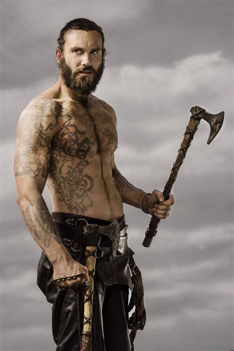 rollo lothbrok rollo played by clive standen vikings tv series