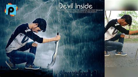 tutorial edit background picsart picsart rain effect background change the legendary