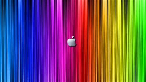wallpaper design rainbow apple rainbow wallpaper downloads 3382 amazing wallpaperz