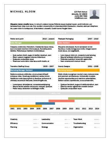creative design resume cv template download fresh resume template