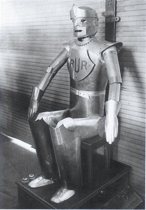 film robot era 80an old picz the first humanoid robot invented in 1921