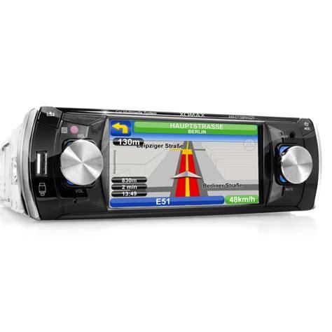 autoradio mit navigation navi bluetooth touchscreen dvdcd