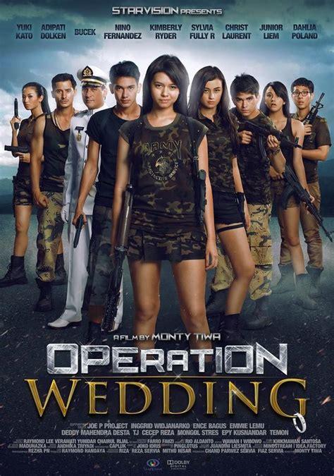 Jalan Cerita Film Operation Wedding | review operation wedding 2013 at the movies