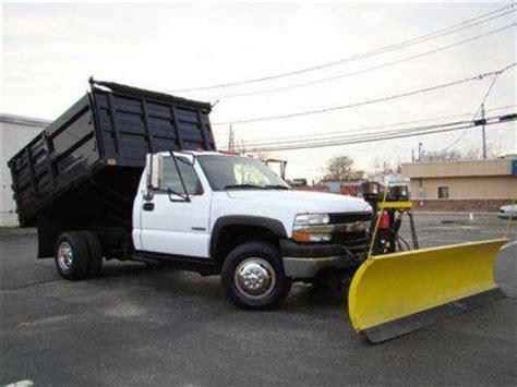 2002 chevrolet silverado 3500 10ft landscape dump truck w