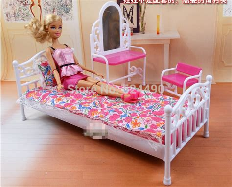2014 new doll furniture accessories for barbie sofa popular barbie bedroom set buy cheap barbie bedroom set