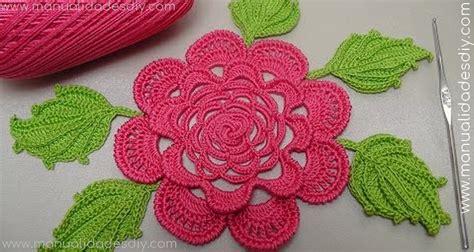 tejer bolsas sencilla a ganchillo como tejer flor sencilla circular ganchillo crochet