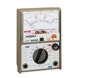 Multitester Digital Hioki digital multimeters hioki usa