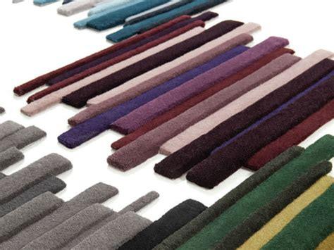 tappeti moderni di design 20 esempi di tappeti moderni dal design geometrico