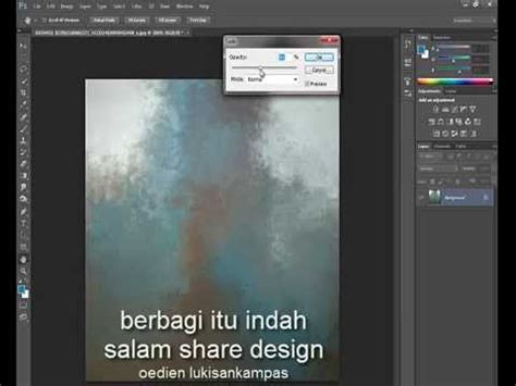 tutorial background smudge tutorial background smudge painting youtube