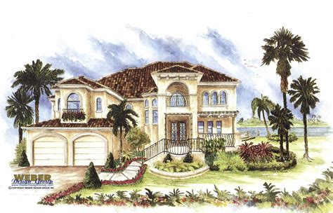 weber design group home plans spanish style house home floor plans plan weber design