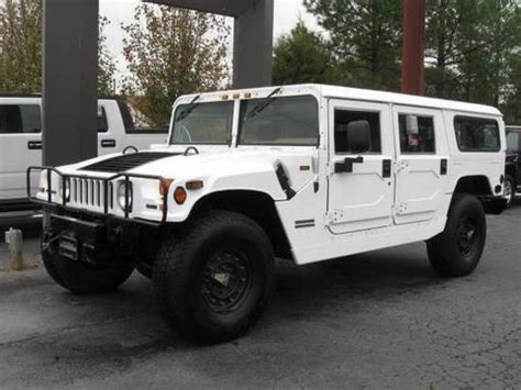 2000 am general hummer h1 passenger wagon start up engine and in depth tour youtube