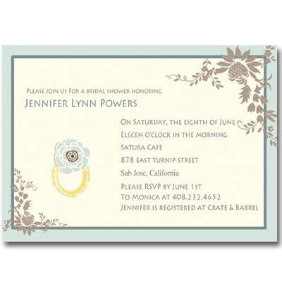 inexpensive wedding shower invitations inexpensive rustic fall bridal shower invitations
