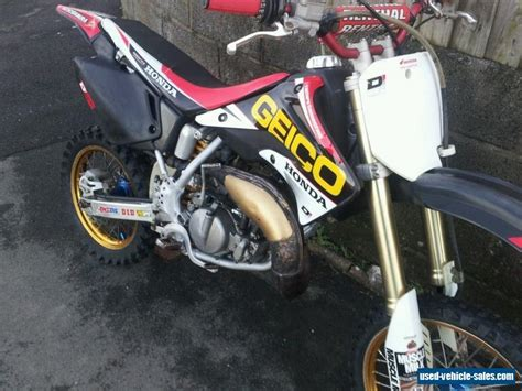 85 motocross bikes for sale 2006 honda cr 85 for sale in the united kingdom