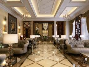 Interior Home Styles Simple European Style Sales Office Reception Room Interior Design 3d House