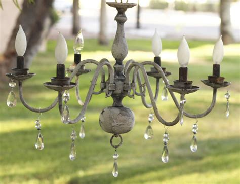 Cottage Style Chandeliers by Cottage Style Shabby Chic Chandelier
