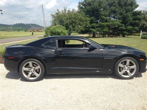 2010 camaro seats for sale buy used 2010 chevrolet camaro ss 2ss 6 2l v8 rs black