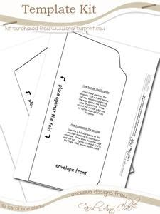 8x8 Card Box Template by Templates Designer Resources