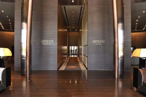armani dubai armani hotel dubai a genuinely unique luxury retreat