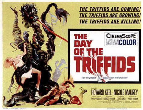 the day of the triffids 1962 photograph by everett