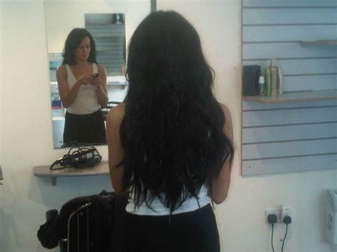 micro ring hair extensions before and after micro rings hair extensions method hairstyles