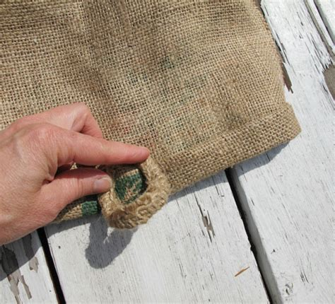 10 and easy to make burlap bags for every occasion