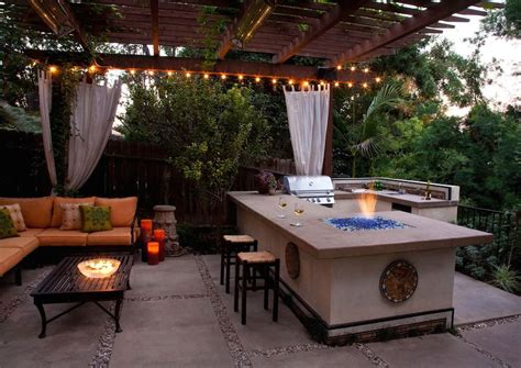 outdoor kitchen lighting ideas 28 gazebo lighting ideas and projects for your backyard