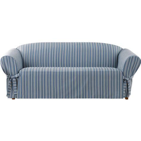 Sofa: Using Chic Sure Fit Slipcovers Sofa For Contemporary
