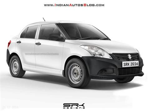 Maruti Suzuki Dzire Tour 2017 Maruti Suzuki Dzire Tour Spotted Launch Likely