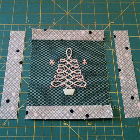 christmas tree mug rug pattern retro christmas tree mug rug embroidery pattern