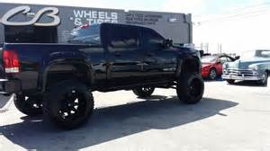 Trail Tire Wpb Fl 10 Quot Lift With Fuel Wheels 22x14 Et 76 With Nitto 37x13