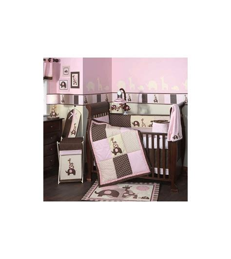 the emma l by lambs ivy lambs ivy emma 4 piece baby crib bedding set