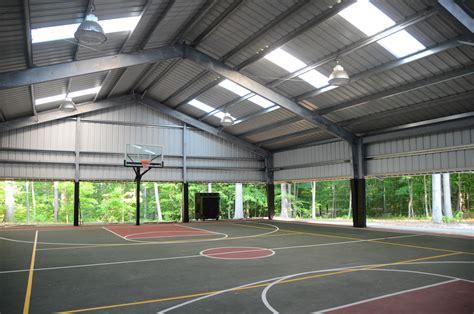 Designer Garage Door sports pavilion bradford woods