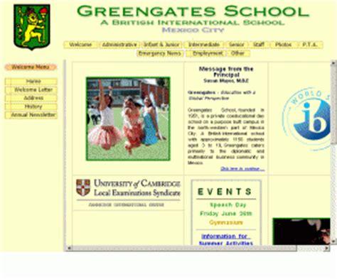 greengatesedumx greengates school mexico city