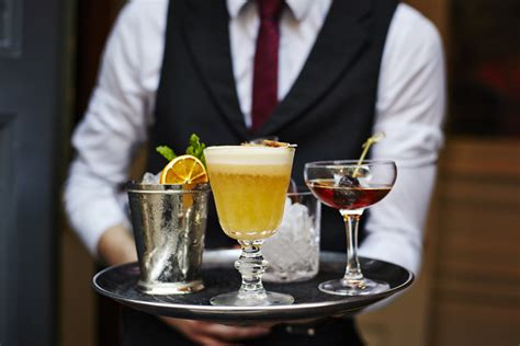 five classic gin cocktails house four