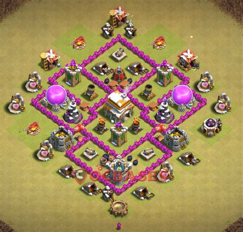 th6 war base layout top 20 best th6 war base anti everything 2018 new