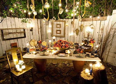 dinner decorations themed dinner ideas home ideas