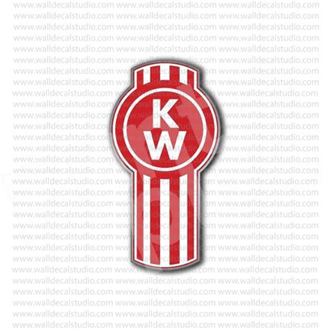kenworth emblem from 4 50 buy kenworth trucks emblem sticker at print