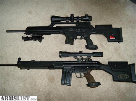 Tshirt Airsoft Gun Trader Bdc armslist for sale heckler koch sr9 308 sniper rifle